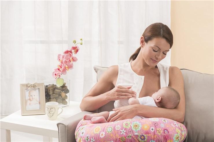 Boppy Nursing/SC Wildflowers vankúš na kojenie - Brendon - 22915702