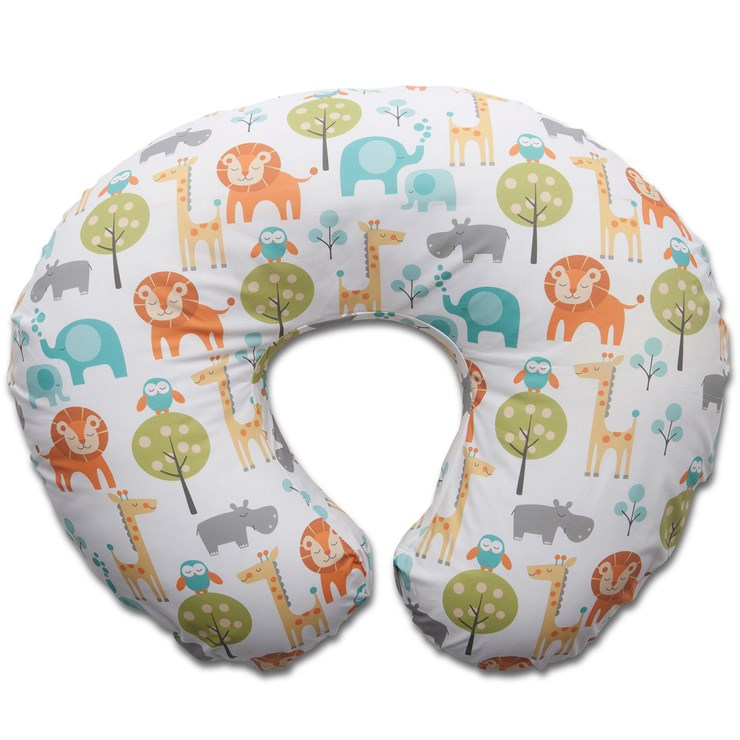 Boppy Nursing/SC Peaceful Jungle vankúš na kojenie - Brendon - 22915802