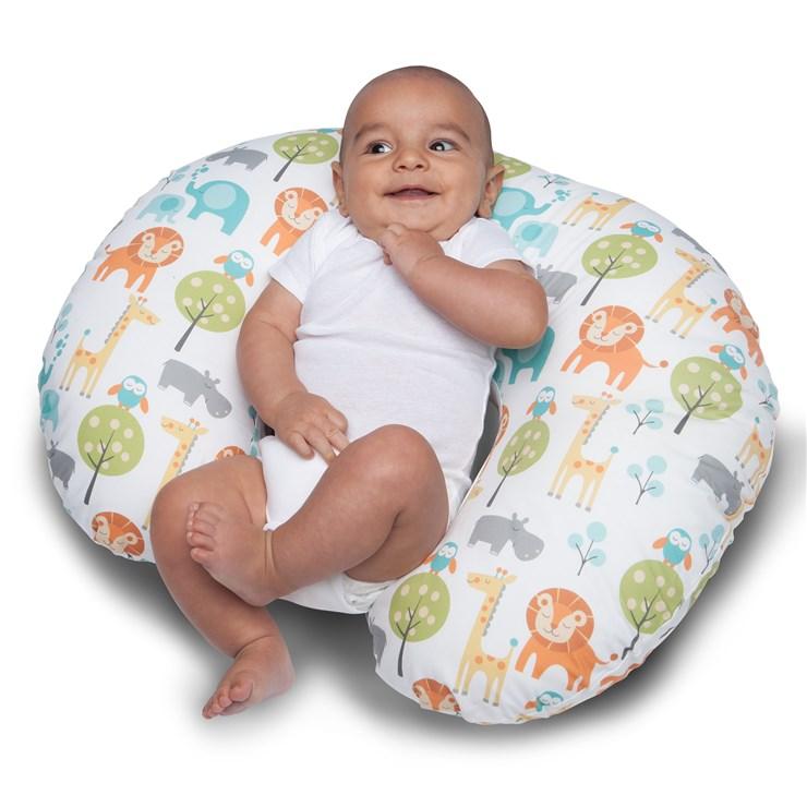 Boppy Nursing/SC Peaceful Jungle vankúš na kojenie - Brendon - 22915902