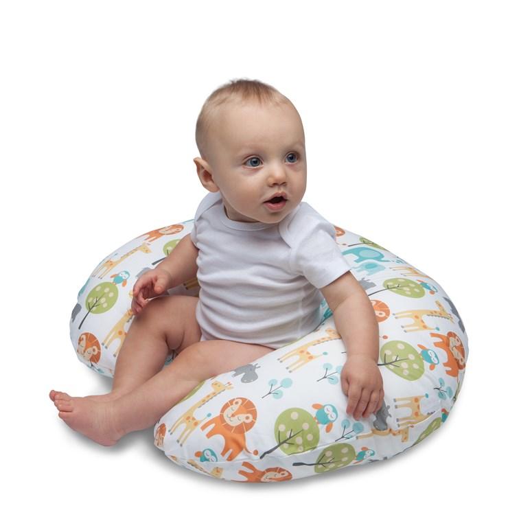 Boppy Nursing/SC Peaceful Jungle vankúš na kojenie - Brendon - 22916102