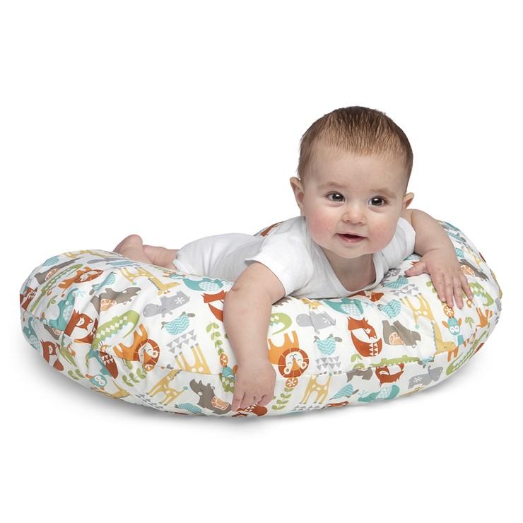Boppy Nursing/SC Peaceful Jungle vankúš na kojenie - Brendon - 22916202