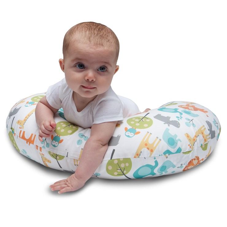 Boppy Nursing/SC Peaceful Jungle vankúš na kojenie - Brendon - 22916302