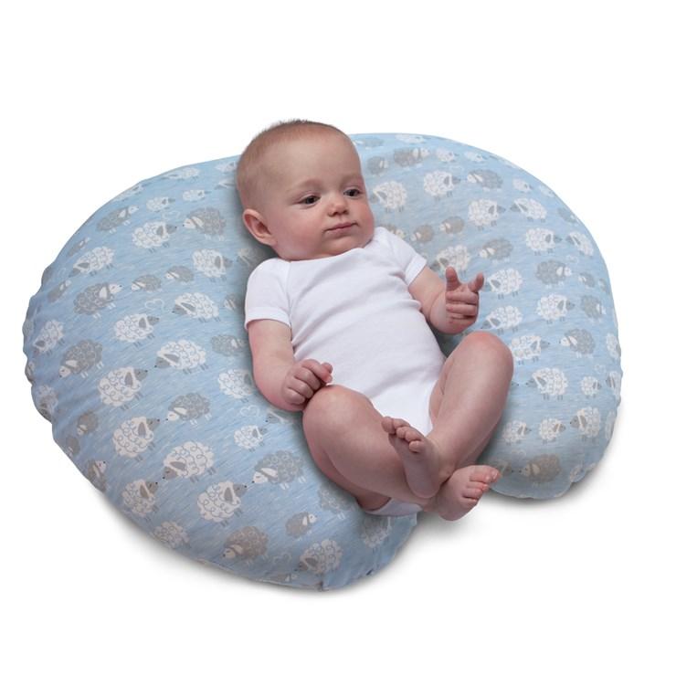 Boppy Nursing/SC Soft Sheep vankúš na kojenie - Brendon - 22916702