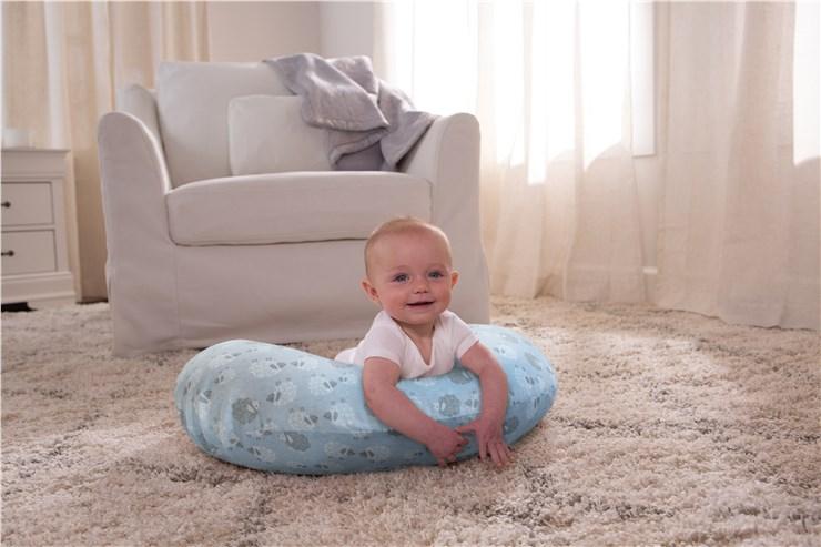 Boppy Nursing/SC Soft Sheep vankúš na kojenie - Brendon - 22917202