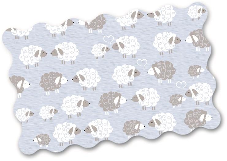 Boppy Nursing/SC Soft Sheep vankúš na kojenie - Brendon - 22917702