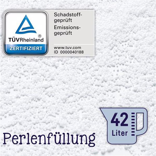 Zöllner 46700 1811-0 Punkte Schwarz vankúš na kojenie - Brendon - 22956302