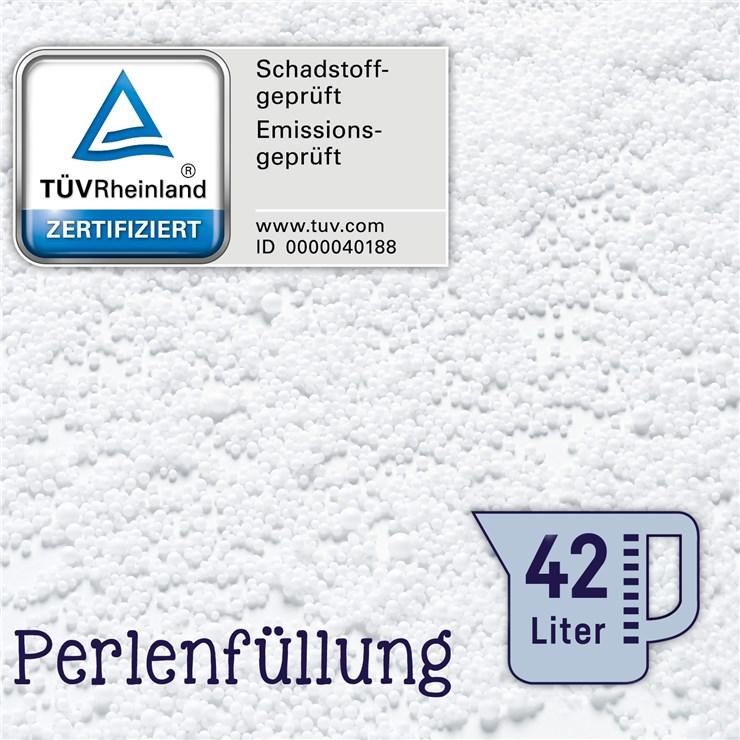 Zöllner 46700 1424-0 Schmusebär vankúš na kojenie - Brendon - 22956502