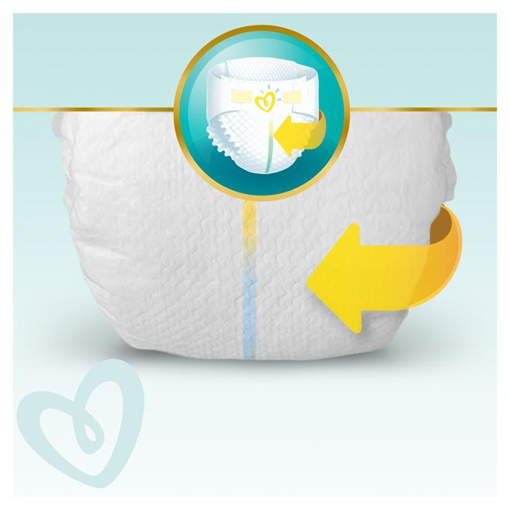 Pampers Premium Care Giant pack S3 Midi 80 pcs  eldobható pelenka - Brendon - 23047501