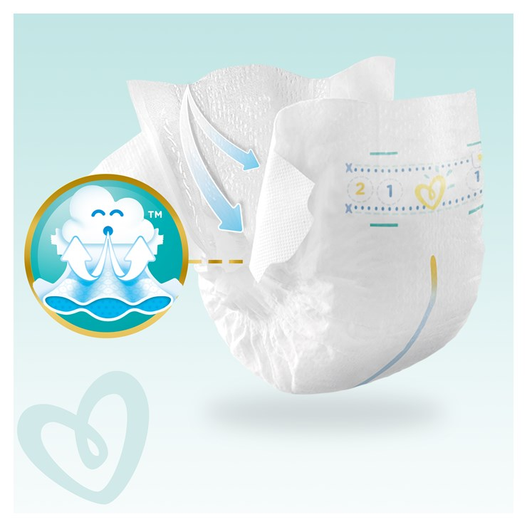 Pampers Premium Care Giant pack S3 Midi 80 pcs  jednorazové plienky - Brendon - 23047802
