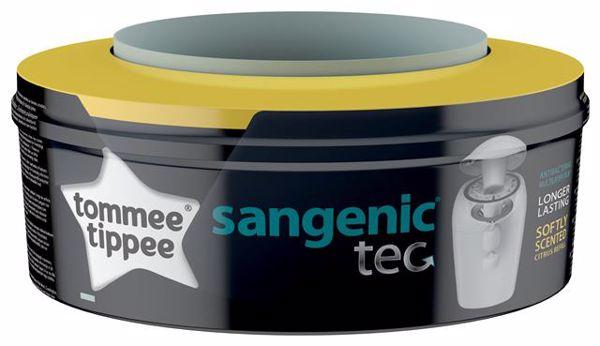 Tommee Tippee Sangenic TEC refill 1 pc  pelenkatartó vödör utántöltő - Brendon - 23062301