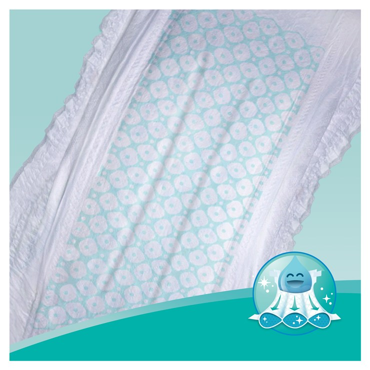 Pampers Active Baby Dry S6 1x124 Monthly Box Eldobhat 243
