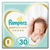 Pampers Premium Care 0, Before Newborn 0-3 kg 30 pcs  eldobható pelenka - Brendon - 24429301