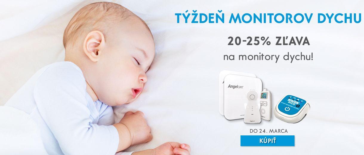 Týždeň monitorov dychu