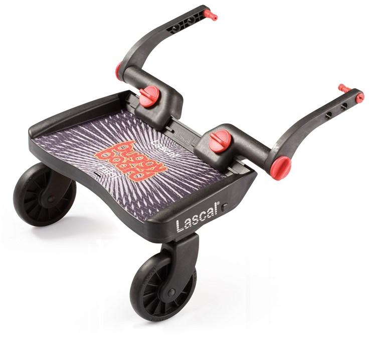 Lascal Mini Black nášlapník pre súrodenca  - Brendon - 5452902