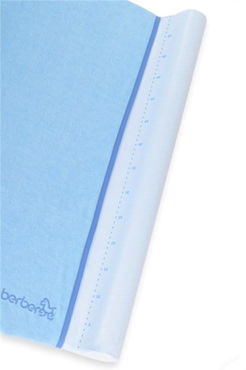 Berber Dino Plus Soft Terry Cover 50x70 White-Green merev pelenkázófeltét - Brendon - 7817301