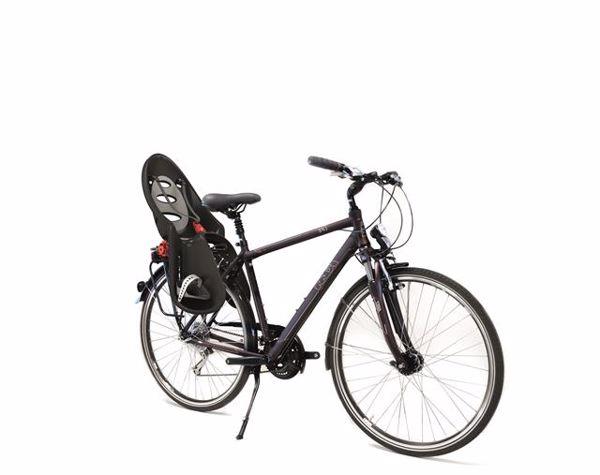 OK Baby Eggy Relax BasicLine - Black bicikliülés hátra - Brendon - 8385201