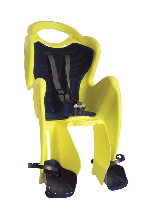 Bellelli Mr Fox Standard HI VIZ  sedadlo na bicykel zadné - Brendon - 8935102
