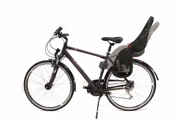 OK Baby Eggy Relax BasicLine - Black bicikliülés hátra - Brendon - 9109601